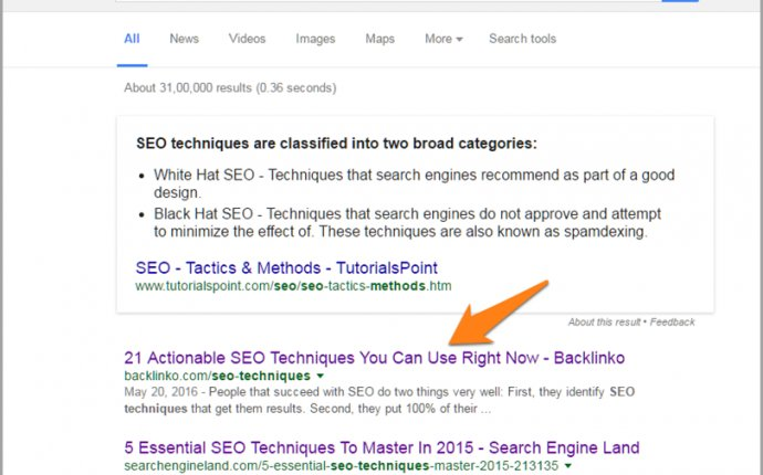 10 Things You Should Do Right Now to Improve SEO on Your Blog