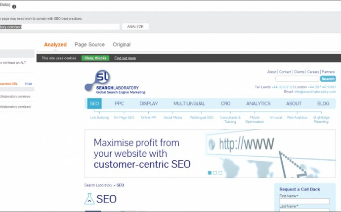 6 Killer Tips To Boost Your SEO With Bing Webmaster Tools - Edge45