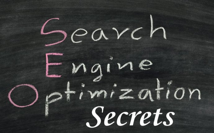 Engine Optimization Secrets