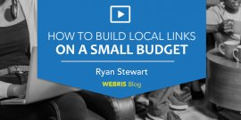 How to Build Local [White Hat] Links on a Budget