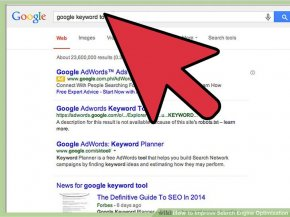 Image titled Improve Search Engine Optimization Step 1